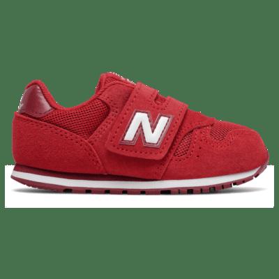 New Balance 373 Hook and Loop  NB Scarlet/Team Red IV373SB
