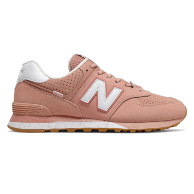 New Balance 574 City Pack Faded Mahogany/Dark Amber U574CTE