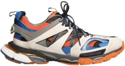 Balenciaga Track Orange Blue (W) 542436 W1GB1 7580
