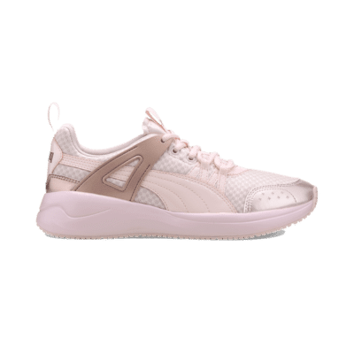 Puma Nuage Run Cage Metallic sportschoenen voor Dames 372850_03
