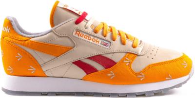 Reebok Classic Leather 30th Anniversary Gary Warnett 'Bone Orange' V59333