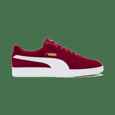 Puma Smash v2 sportschoenen Wit / Goud 364989_29