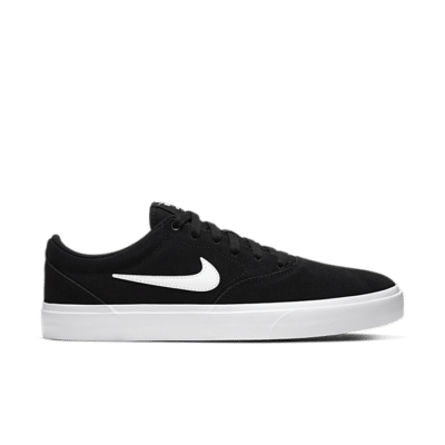 Nike SB Charge Suede Zwart CT3463-001