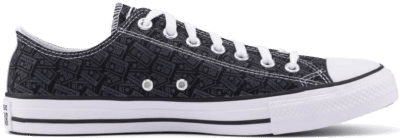 Converse Chuck Taylor All Star Low Top Logo Play Black  166987C