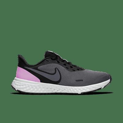 Nike Revolution 5 Zwart BQ3207-004