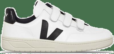 "Veja V-Lock Leather ""White"" XCM020005"