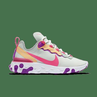 Nike React Element 55 'Digital Pink' Green BQ2728-303