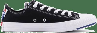 Converse Chuck Taylor All Star Low Top Logo Play Black  166738C