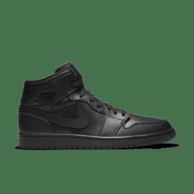 Jordan 1 Mid Black 554724-091