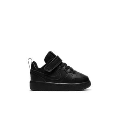Nike Court Borough Low Zwart BQ5453-001