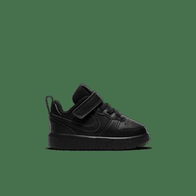 Nike Court Borough Low Zwart BQ5453-001