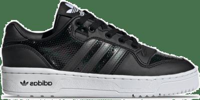 "Adidas Rivalry Low ""Black"" EF5542"