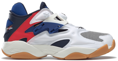 Reebok Pump Court Schoenen White / Collegiate Navy / Chalk FV5565