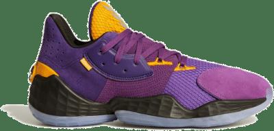 adidas Harden Vol. 4 Purple FW7496