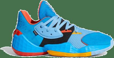 adidas Harden Vol. 4 Blue FW7498