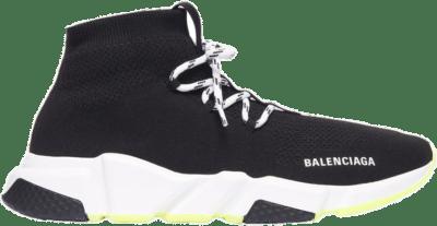 Balenciaga Balencaiga Speed Lace Up Neon Green Sole 587289 W1704 1073