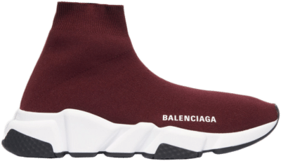 Balenciaga Speed Burgundy (W) 587280 W1702 6000