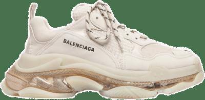 Balenciaga Triple S Crystal Clear Sole (W) 544351W09O19005