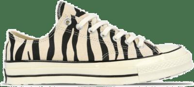 "Converse Chuck 70 OX ""Zebra"" 167811C"