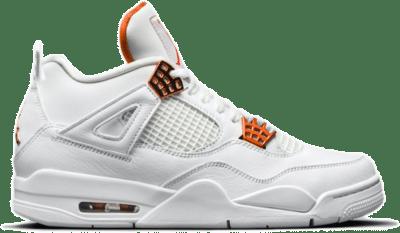 Jordan 4 Retro Metallic Orange CT8527-118