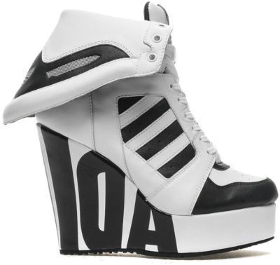 adidas JS Streetball Platform White Black (W) M29006