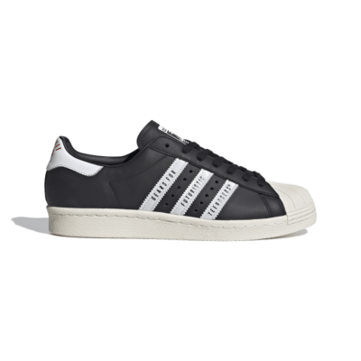 adidas Superstar 80s Human Made Core Black FY0729
