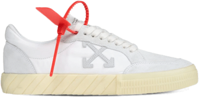 OFF-WHITE  Vulc Low White SS20 OMIA085S20D390390133