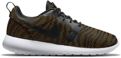 Nike Roshe Run Jacquard Bronze Black (W) 705217-700