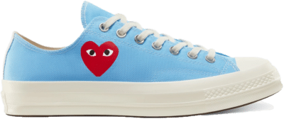 Converse Chuck Taylor All-Star 70s Ox Comme des Garcons Play Bright Blue 168303C