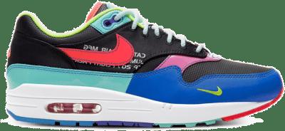 Nike Air Max 1 Black Hyper Grape CU4713-001