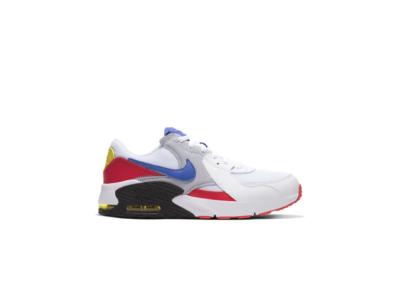 Nike Air Max Excee White Bright Cactus (GS) CD6894-101