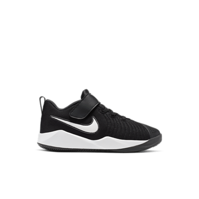 Nike Team Hustle Quick 9 Anthracite (PS) AT5299-002