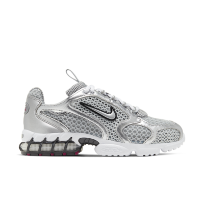 Nike Women's Air Zoom Spiridon Cage 2 'Metallic Silver' Metallic Silver CD3613-001