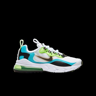 Nike Air Max 270 React Oracle Aqua Ghost Green (GS) CJ4060-300