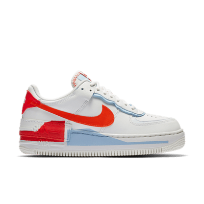"Nike Air Force 1 Shadow SE ""Summit White"" CQ9503-100"