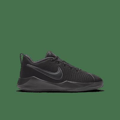 Nike Team Hustle Quick 2 Black (GS) AT5298-001