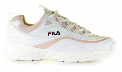 FILA Heritage Ray Low Wmn white 1010562.02Y