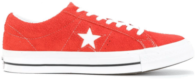 Converse One Star Ox Red 158434C