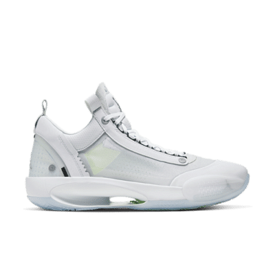 "Air Jordan XXXIV LOW ""WHITE"" CU3473-100"