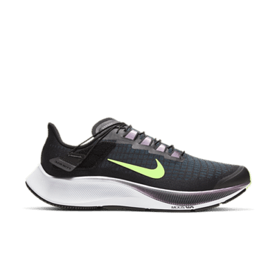 Nike Air Zoom Pegasus 37 Flyease Black Valerian Blue Ghost Green CK8474-001