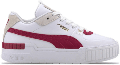 "PUMA Sportstyle Cali Sport Heritage ""White"" 373080-04"