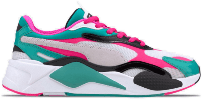 "PUMA Sportstyle RS-X Master ""Fluo Pink"" 371569-04"