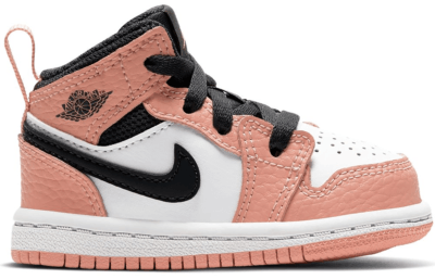 Jordan 1 Mid Pink 644507-603