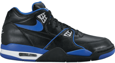 Nike Air Flight 89 Black Royal 819665-001