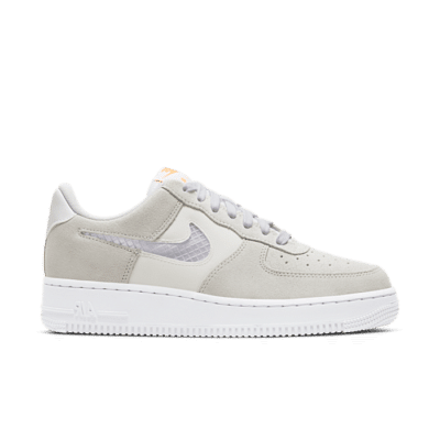 "Nike Air Force 1 '07 SE ""Pure Platinum"" CJ1647-001"