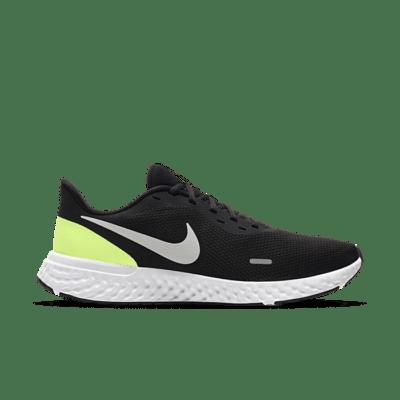 Nike Revolution 5 Black Volt BQ3204-010