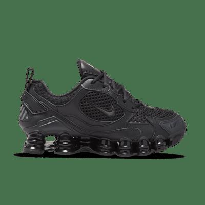 Nike Shox TL Nova Zwart CV3602-001