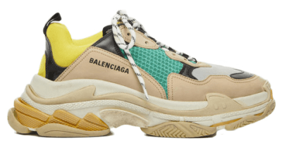 Balenciaga Triple S Curry 516440W09O27070