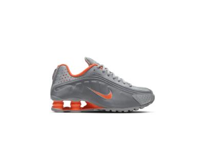 Nike Shox R4 Light Smoke Grey (GS) CW2626-001