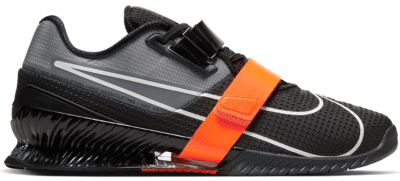 Nike Romaleos 4 Anthracite Orange Black CD3463-018
